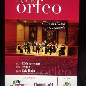 Concierto Orquesta Orfeo