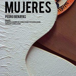 "Presentación Exposición ""Mujeres"", de Pedro Benayas"