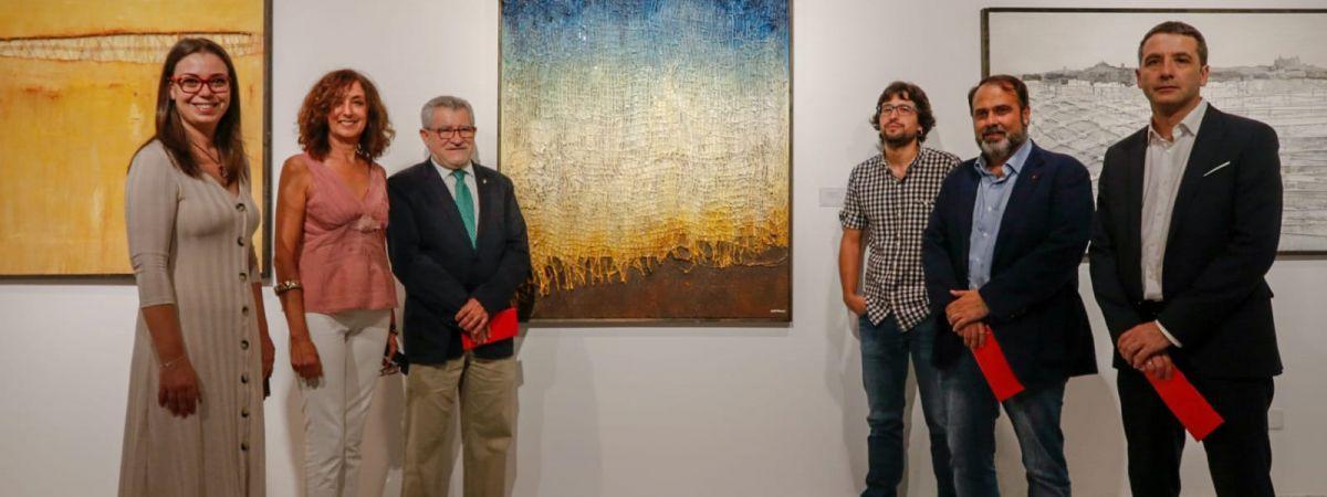 El Ayuntamiento apoya la exposición colectiva 'Artistas…