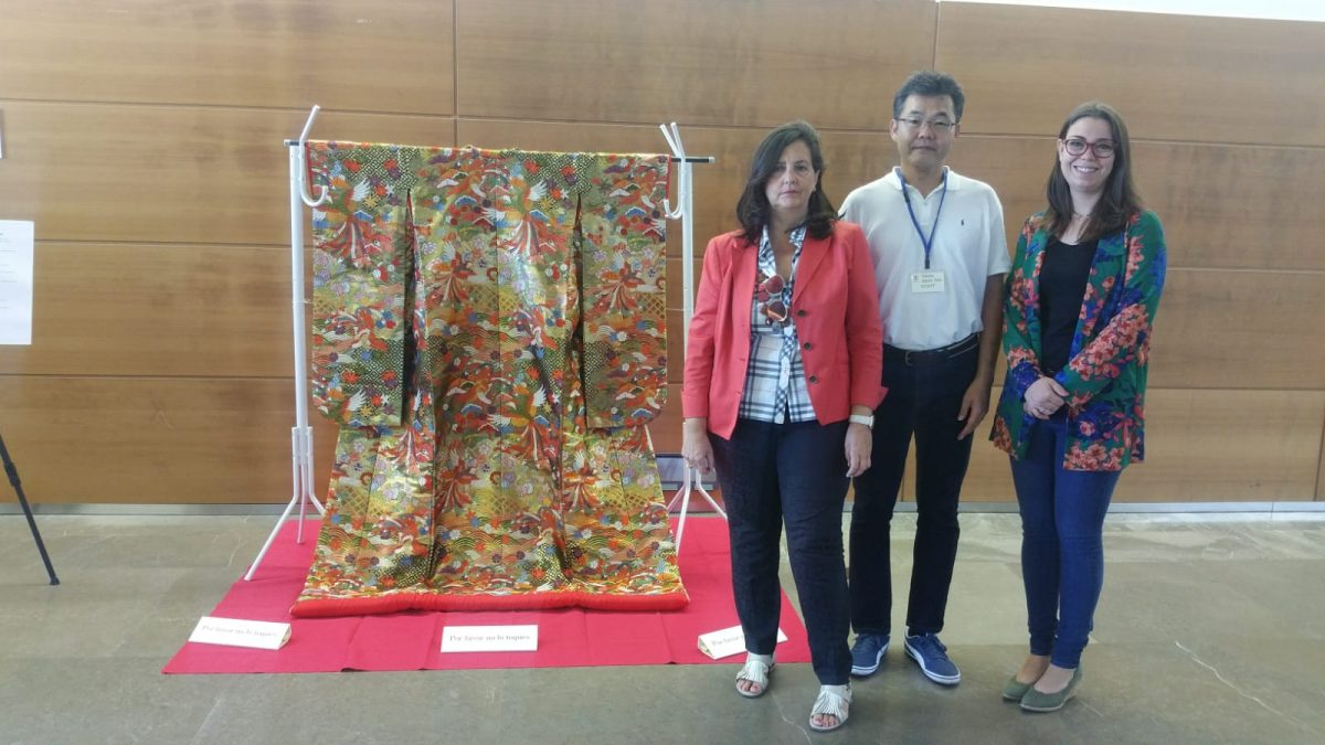 El Ayuntamiento impulsa, a través de Toledo Convention Bureau, una exitosa jornada del Día de Japón en la ciudad