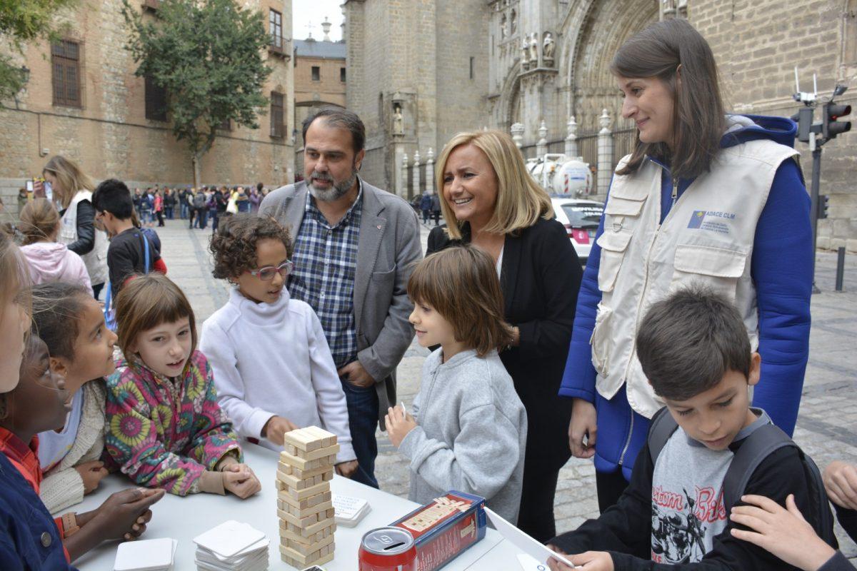 El Ayuntamiento apoya a ADACE en el Día Internacional del Daño Cerebral Adquirido para visibilizar al colectivo y sus necesidades