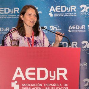 El Ayuntamiento respalda el XII Congreso de Desalación y Reutilización del Agua ante expertos del ámbito internacional