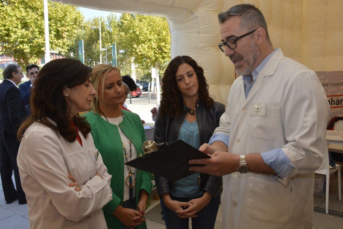 El Gobierno municipal respalda la campaña 'El farmacéutico que necesitas' impulsada por la Sociedad Española de Farmacia Familiar