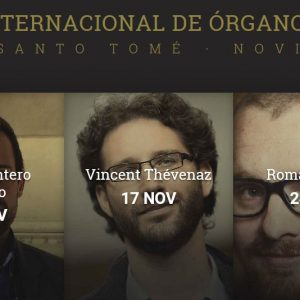 XV Festival Internacional de Órgano 2018