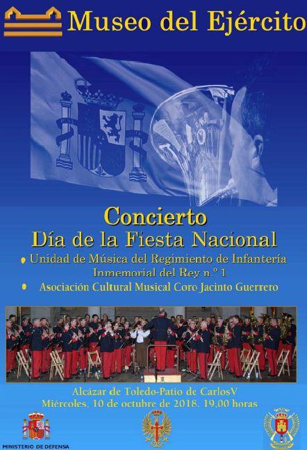 Concierto Día de la Fiesta Nacional