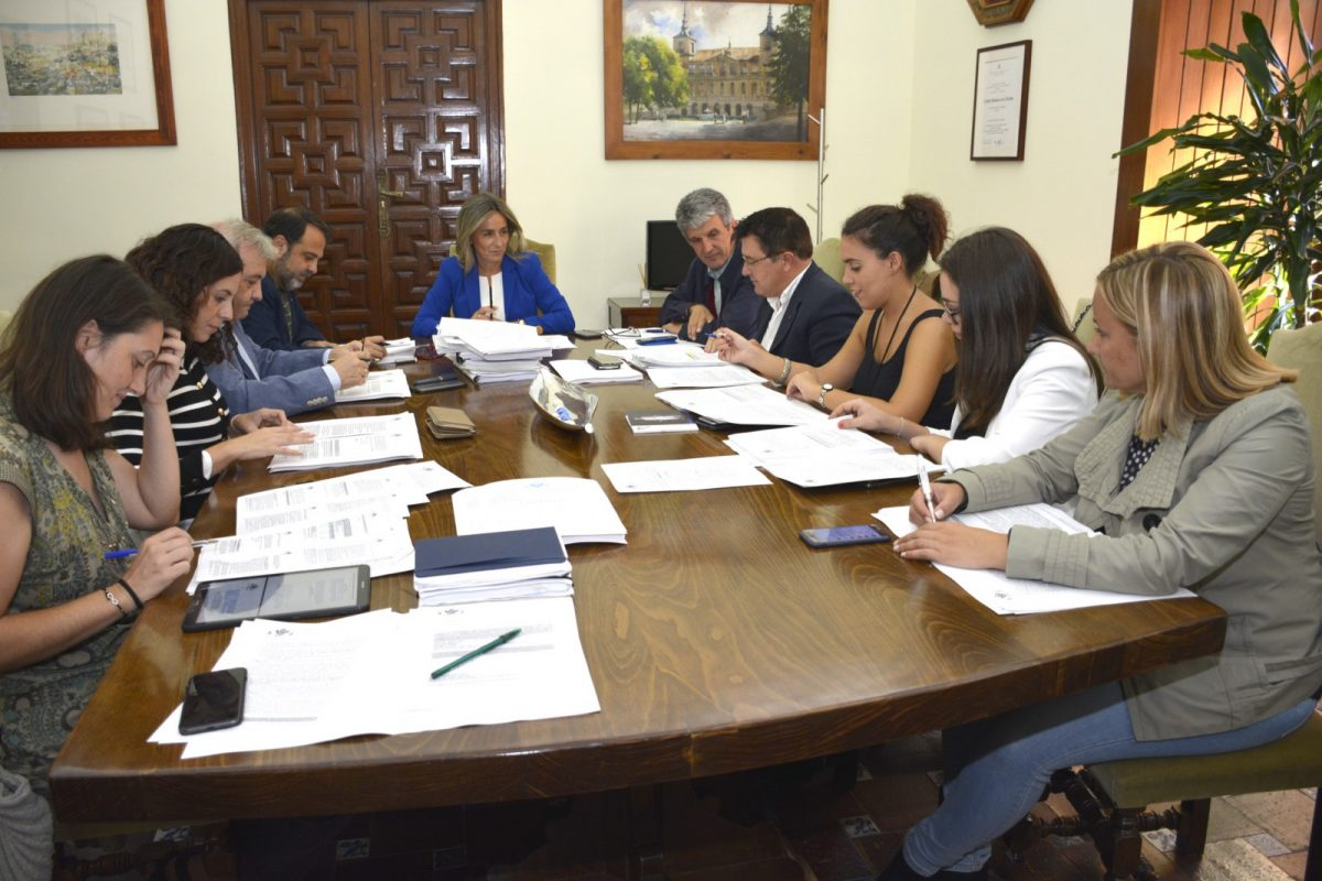 http://www.toledo.es/wp-content/uploads/2018/10/foto_jgl03-1200x800.jpg. Impuestas seis sanciones por infracciones a la Ley de Ordenación del Transporte en la ciudad de Toledo