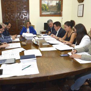 mpuestas seis sanciones por infracciones a la Ley de Ordenación del Transporte en la ciudad de Toledo