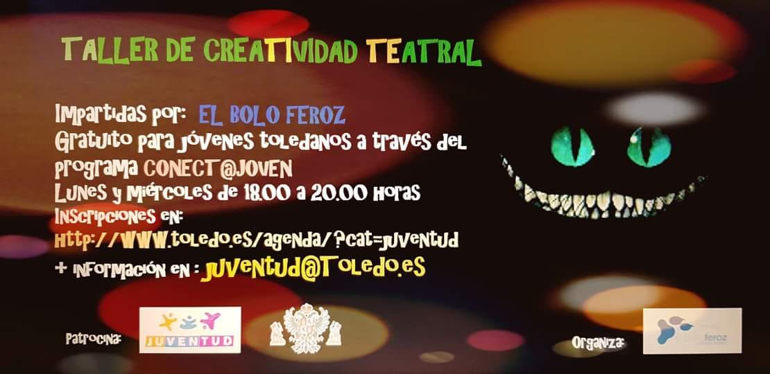 http://www.toledo.es/wp-content/uploads/2018/10/img-20181024-wa0002.jpg. Taller de Creatividad Teatral