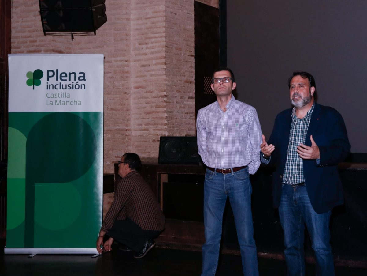https://www.toledo.es/wp-content/uploads/2018/10/javier-mateo_feciso-plena-inclusion_1-1200x901.jpeg. Ocho cortometrajes optan al premio 'Plena Inclusión' del Festival de Cine Social que se entregarán este sábado en el Teatro de Rojas