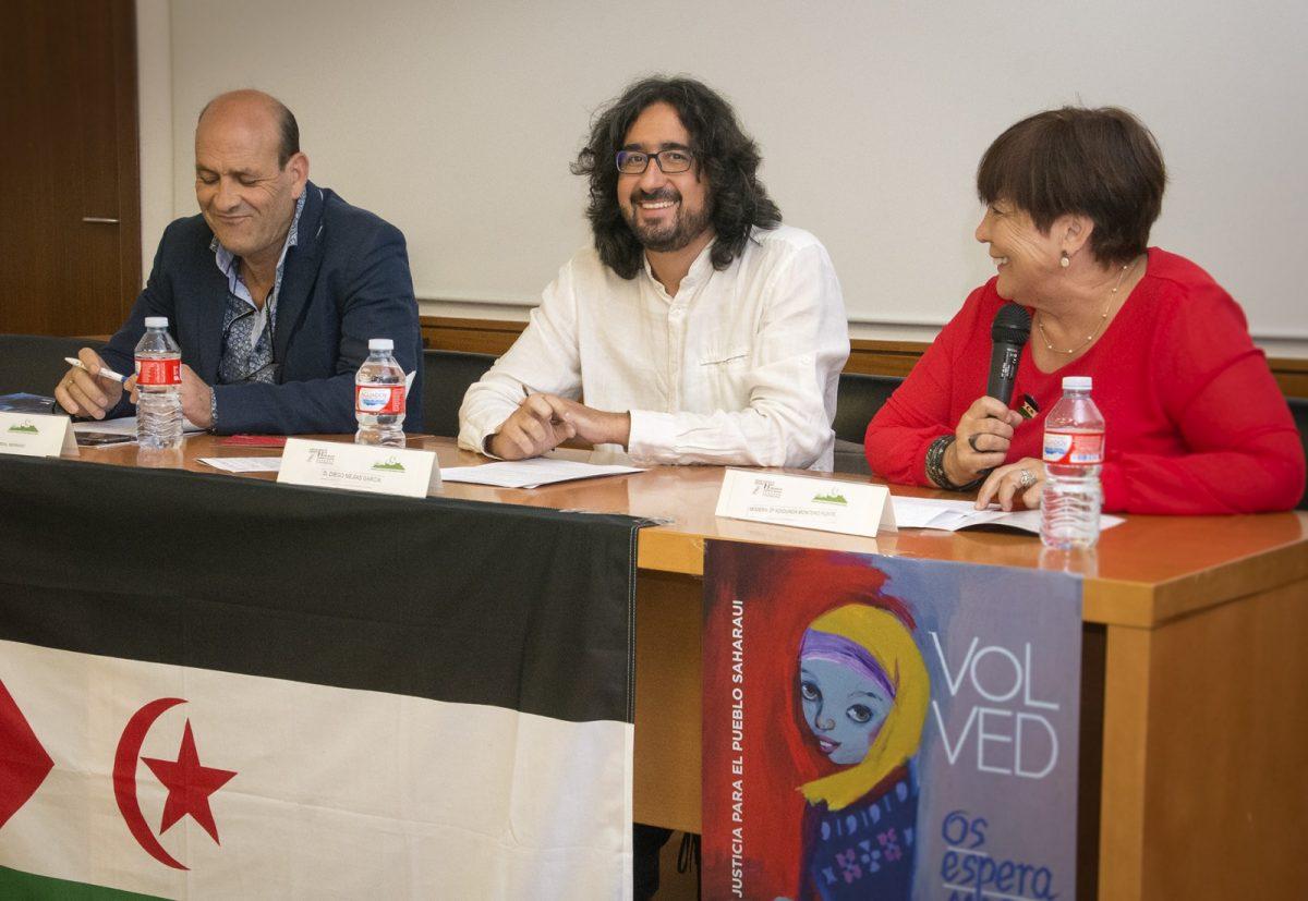 """http://www.toledo.es/wp-content/uploads/2018/10/jornada_sahara01-1200x827.jpg. El Gobierno local participa en una jornada de debate sobre """"El conflicto saharaui en la Unión Europea y en España"""""""