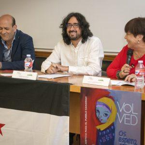 """l Gobierno local participa en una jornada de debate sobre """"El conflicto saharaui en la Unión Europea y en España"""""""