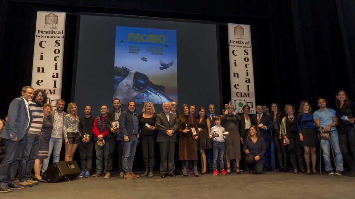 """El Ayuntamiento reitera su compromiso con el Festival de Cine Social """"para concienciar a la sociedad y vencer la indiferencia"""""""