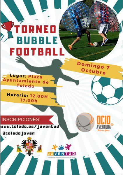 Juventud Fútbol Burbuja