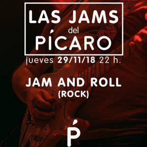 LAS JAMS DEL PICARO: ROCK