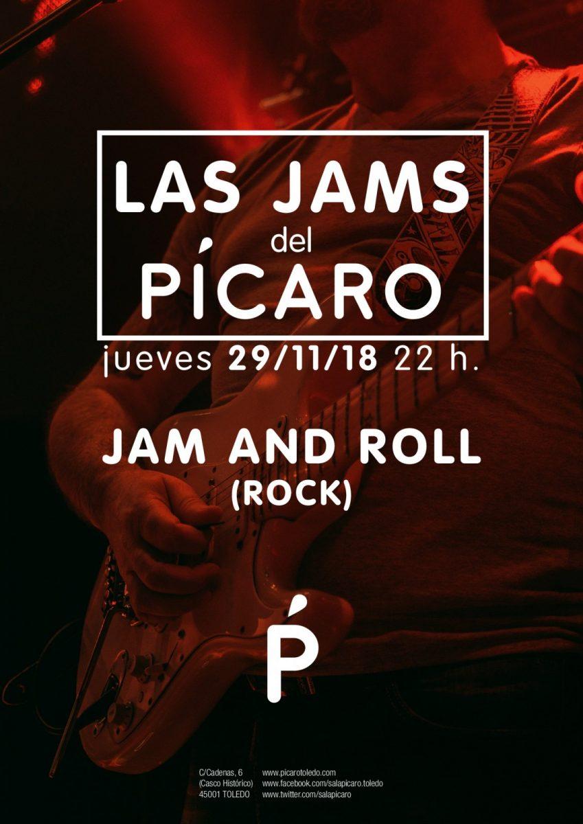 http://www.toledo.es/wp-content/uploads/2018/10/las-jams-del-picaro-29-001-849x1200.jpg. LAS JAMS DEL PICARO: ROCK