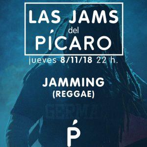 LAS JAMS DEL PICARO: REGGAE
