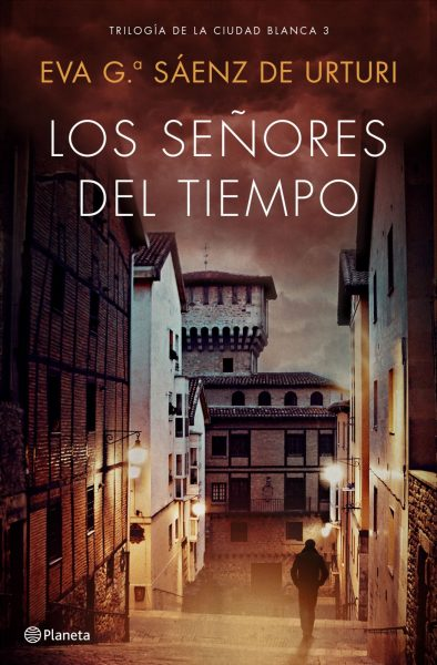 LOS SEÑORES DEL TIEMPO, de Urturi