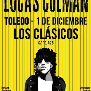 LUCAS COLMAN.