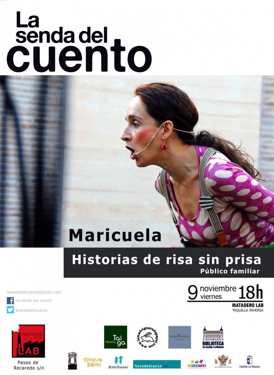 https://www.toledo.es/wp-content/uploads/2018/10/maricuela-familiar-9-de-noviembre-2018-875x1200.jpg. La senda del cuento