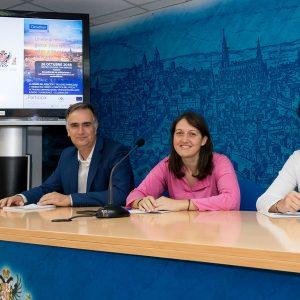 Toledo se suma al reto 'Climathon' junto a más de 100 ciudades de 45 países en los seis continentes para estudiar el cambio climático