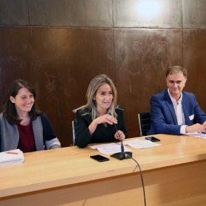 ilagros Tolón destaca la búsqueda de planteamientos que garanticen la supervivencia del planeta en el reto Climathon 2018