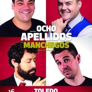 OCHO APELLIDOS MANCHEGOS