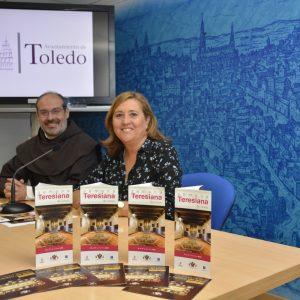 La Semana Teresiana celebra el 450 aniversario de la fundación de Santa Teresa de Jesús en Toledo con rutas, cine y gastronomía