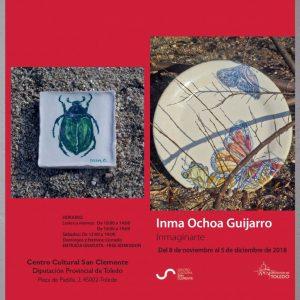 """Exposición """"Inmaginarte"""", de Inma Ochoa Guijarro"""