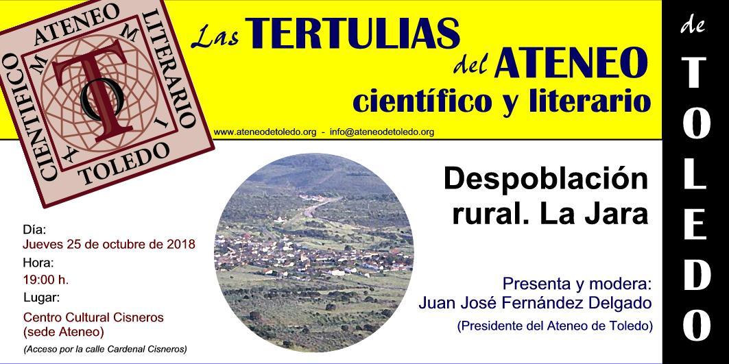https://www.toledo.es/wp-content/uploads/2018/10/tertulia-la-jara-1.jpg. Las tertulias del Ateneo Científico y Literario