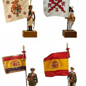 """Museo en vivo """"La bandera rojigualda"""""""