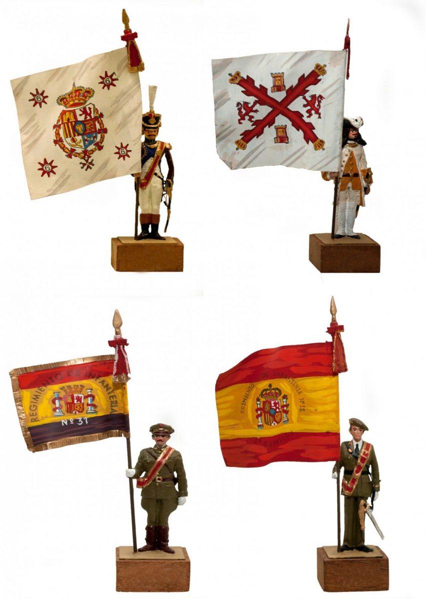 """http://www.toledo.es/wp-content/uploads/2018/10/una-bandera-de-todos-853x1200.jpg. Museo en vivo """"La bandera rojigualda"""""""