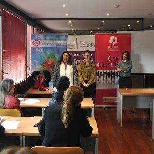 l Ayuntamiento potencia las ideas de negocio de mujeres toledanas a través de un curso sobre 'Mujer y Liderazgo'