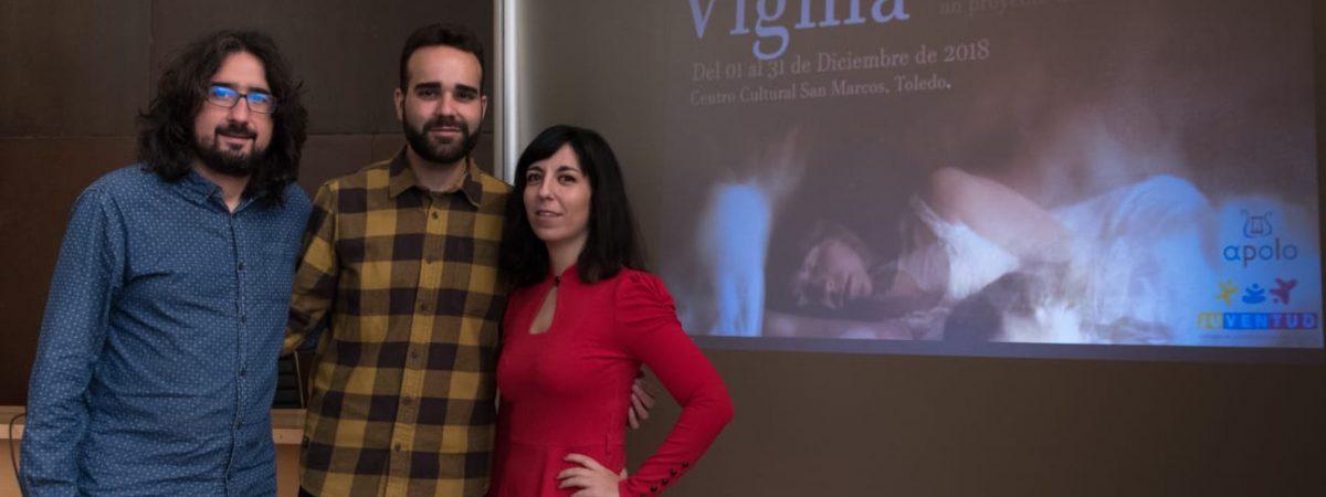 La exposición 'Vigilia' de Beatriz Díaz Lucido…