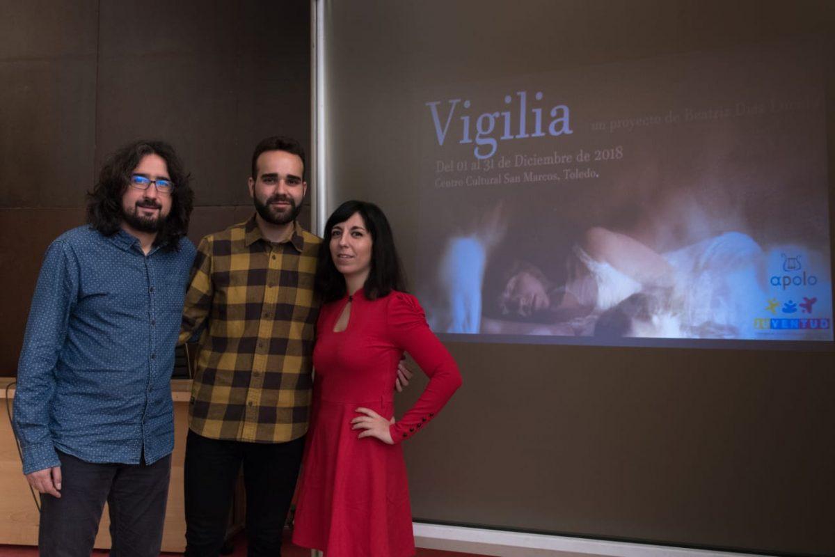 La exposición 'Vigilia' de Beatriz Díaz Lucido en San Marcos aborda los sueños desde una visión artística gracias a 'Impulsarte'