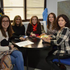 El Gobierno local ofrece su colaboración a la Asociación de Floristas para el Congreso Nacional que celebrarán en 2019 en Toledo