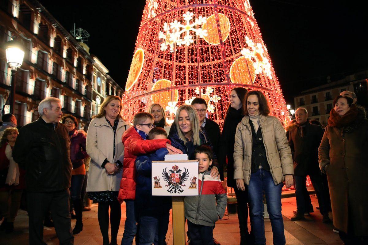 La Navidad llega a Toledo con música en directo y el encendido del alumbrado navideño con más de un millón de puntos de luz