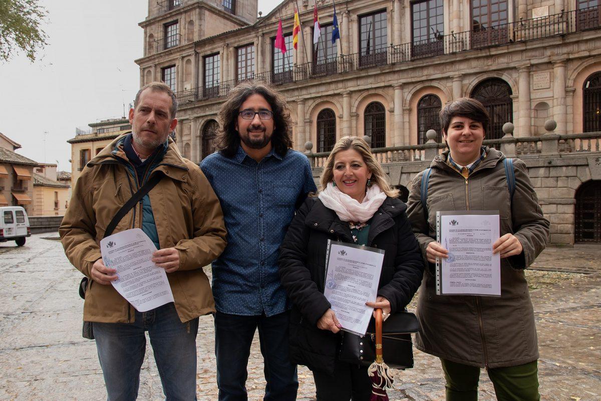 http://www.toledo.es/wp-content/uploads/2018/11/02-firma-convenios-juventud-1200x800.jpg. El Consistorio firma convenios de colaboración con Pretox, Ecologistas en Acción y Bolo Bolo para programas juveniles