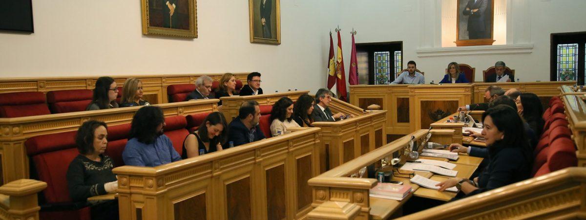 El Pleno del Ayuntamiento aprueba por unanimidad…