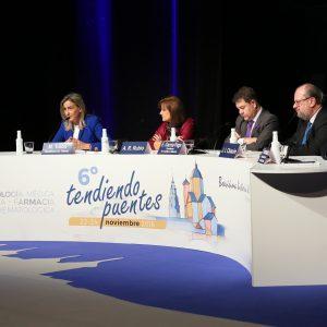 La alcaldesa destaca la imagen de Toledo como referente en el ámbito científico, académico y de la investigación