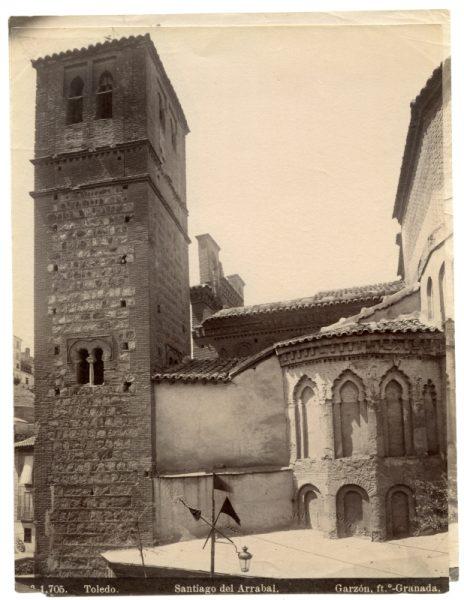 1705 - Toledo. Santiago del Arrabal