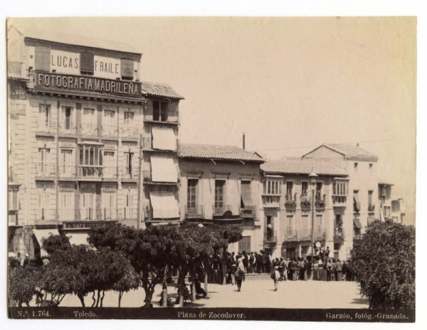 1764 - Toledo. Plaza de Zocodover