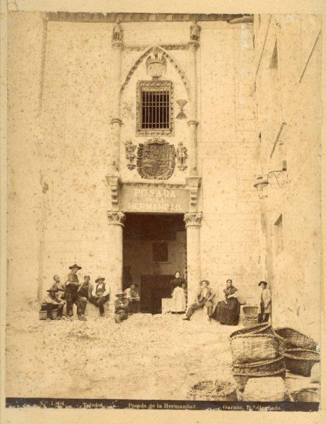 1804 - Toledo. Posada de la Hermandad