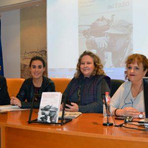 na del Paso recoge en su obra 'Reporteras españolas, testigos de guerras' su experiencia como mujer periodista en tierra de conflicto