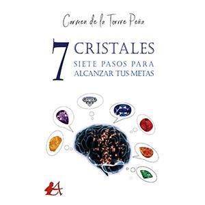 """Presentación del libro """"7 cristales, 7 pasos para alcanzar tus metas"""""""