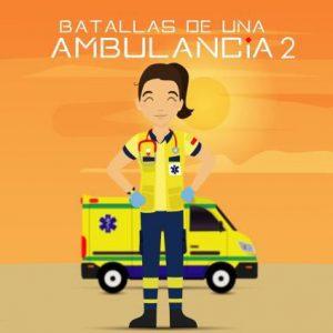 Presentación del libro Batallas de una ambulancia 2