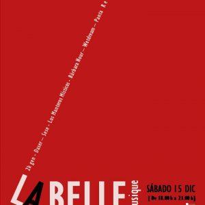 3ª edición de LA BELLE MUSIQUE  Festival de bandas jóvenes