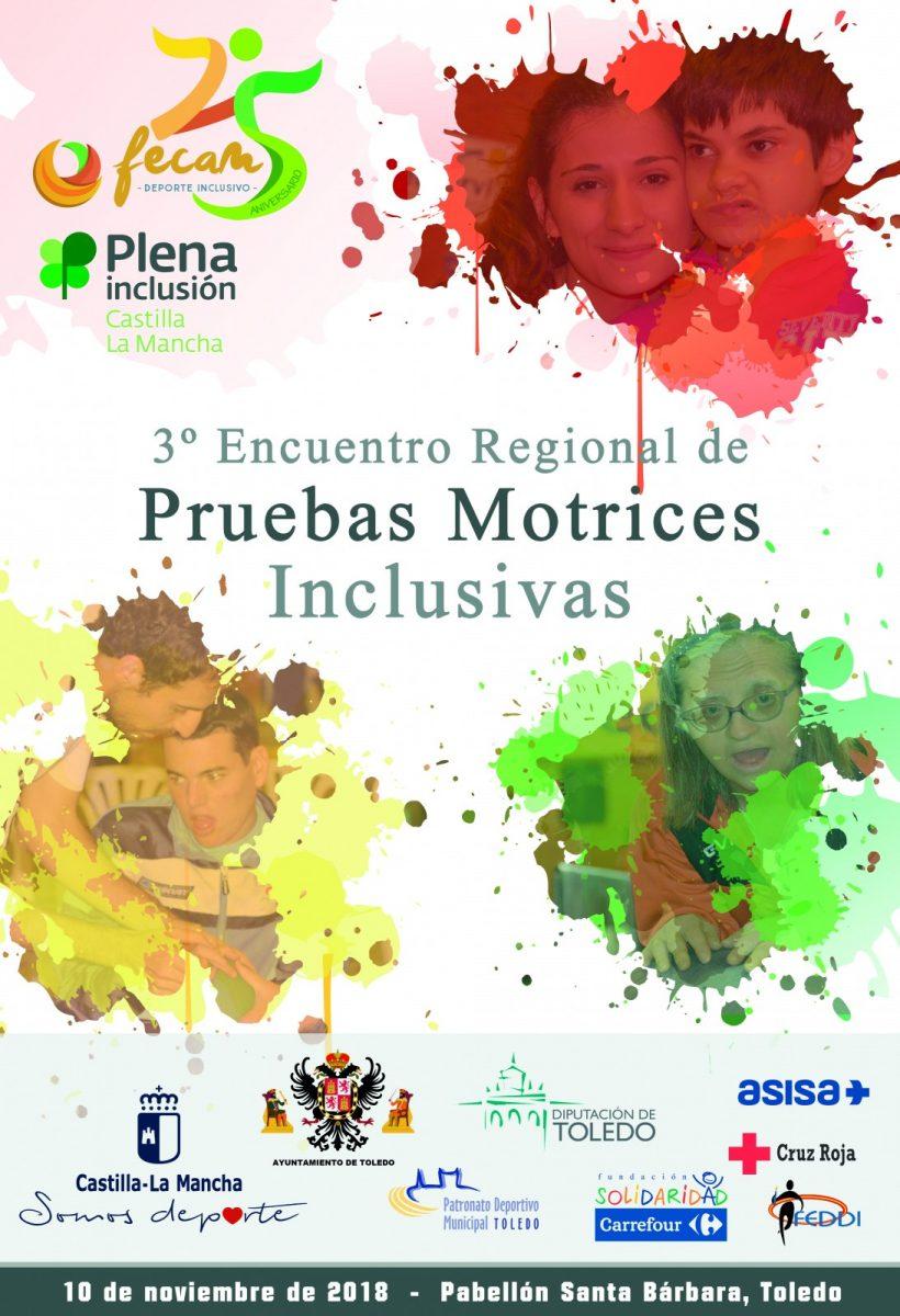 III Encuentro Regional de Pruebas Motrices Inclusivas