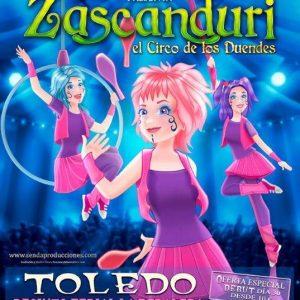 Circo Inimitable Zascanduri, el circo de los duendes