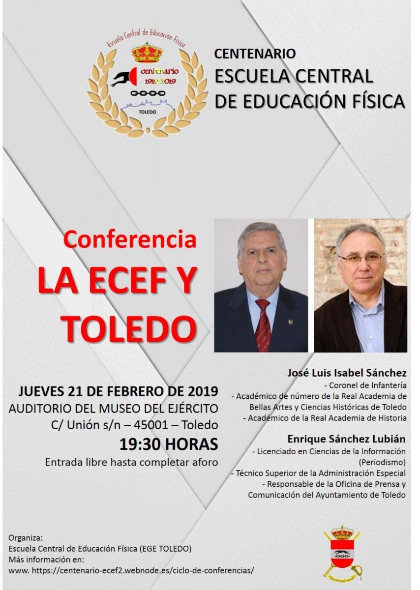 https://www.toledo.es/wp-content/uploads/2018/11/conferencia-21-feb19-002-854x1200.jpg. CICLO DE CONFERENCIAS: 1919 – 2019 CENTENARIO ECEF