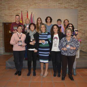 l Ayuntamiento destaca la implicación del movimiento feminista de Toledo en la programación del 25 de noviembre